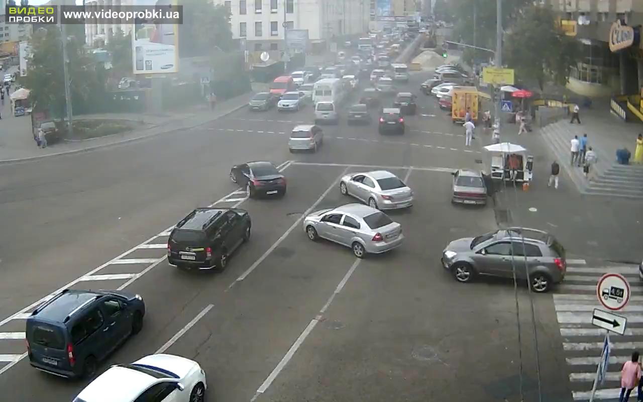 улица Дмитриевская, Киев